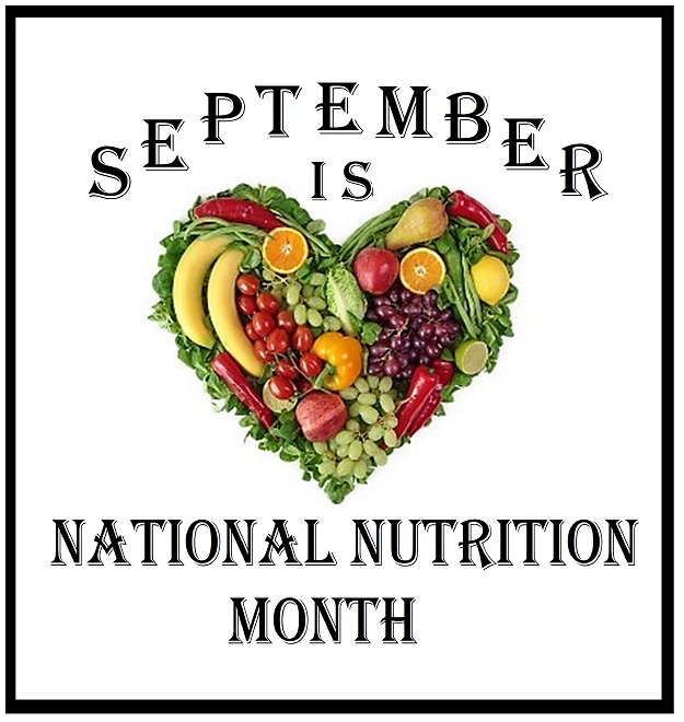 Sept National Nutrition Month 625