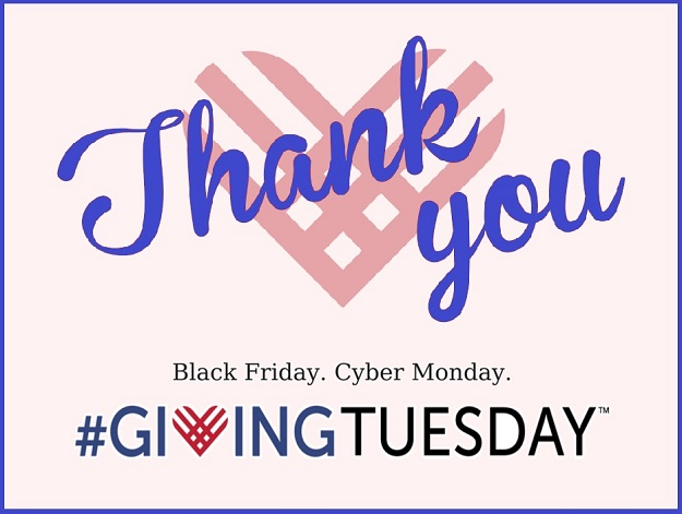 Giving Tuesday Thank you logo rv 625